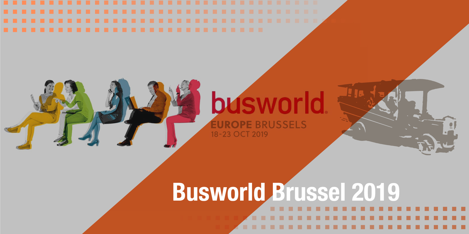 Busworld Brussel 2019