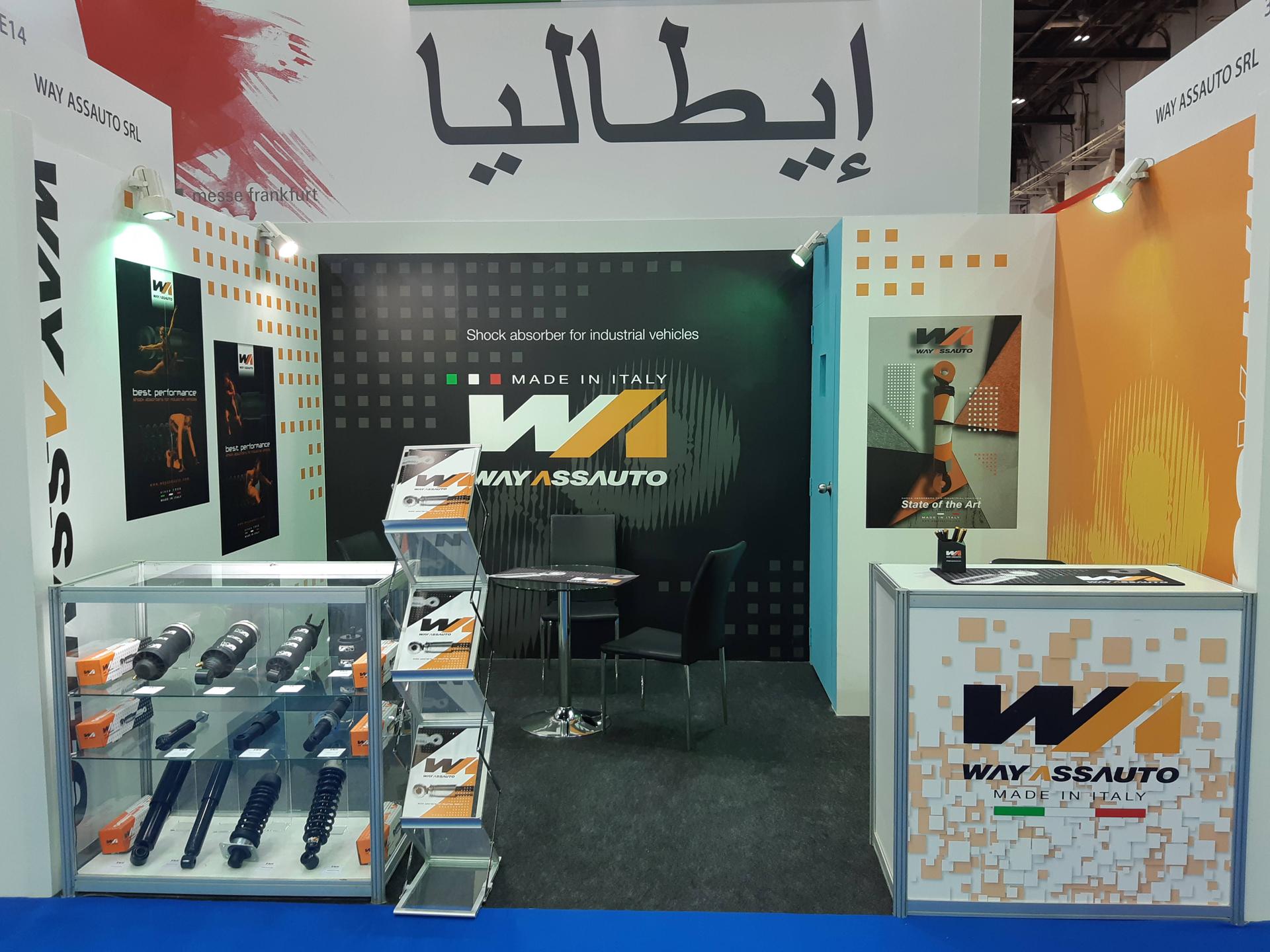 Way Assauto Automechanika Dubai 2019