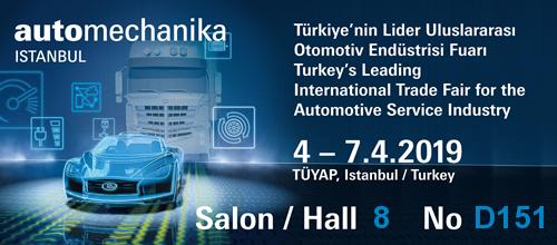 Automechanika Istanbul 2019